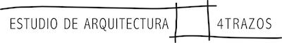 4 Trazos - Estudio de Arquitectura logo